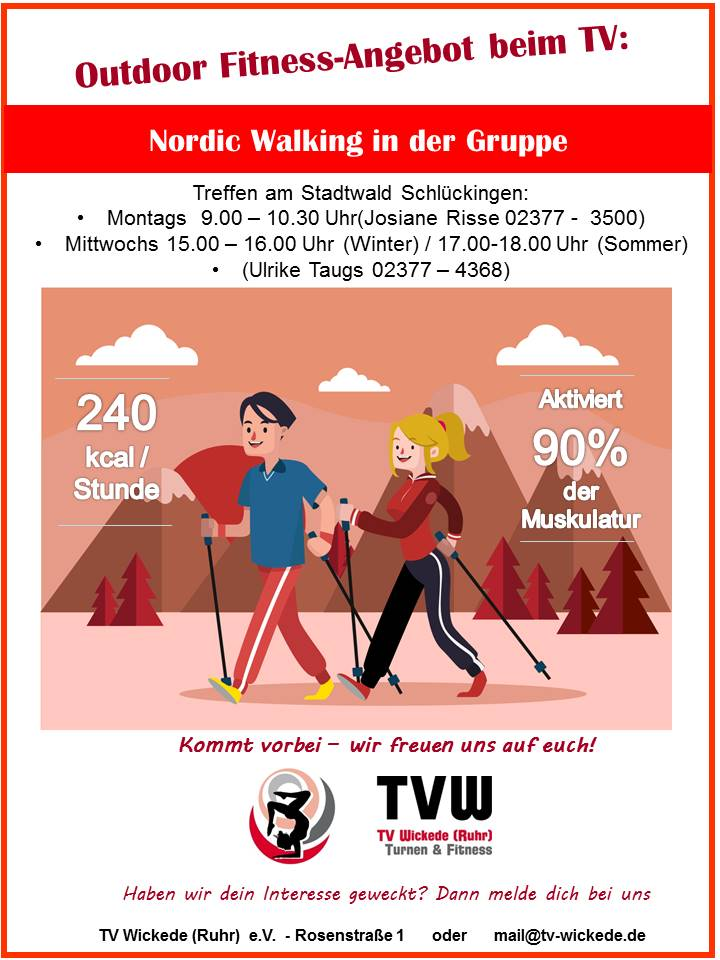 Flyer NordicWalking